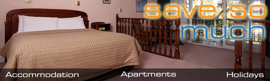 Save So Much on ...apartments